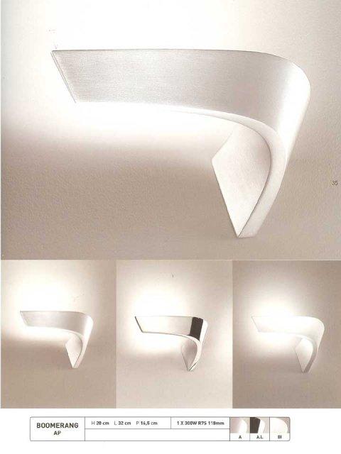 applique da parete moderne idee per il design della casa