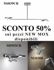 SERIE NEWMOX MICRON OUTLET FORNASARI
